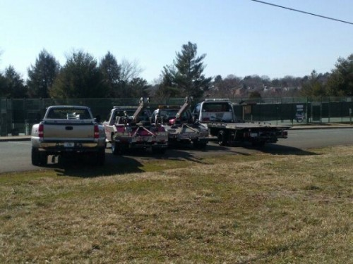 Charlottesville towing