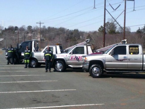 towing company Charlottesville