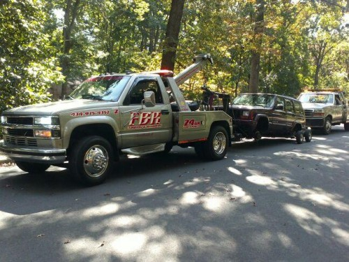 towing companies Charlottesville