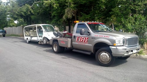Charlottesville towing company